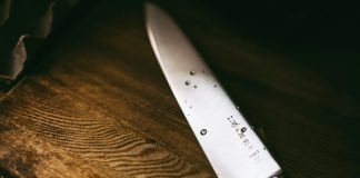 Japanese Kitchen Knife 2